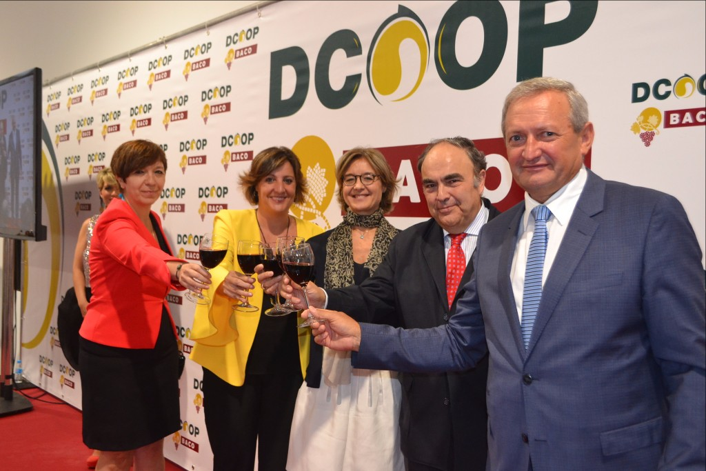Inversión de 14,7 M€ en la planta de envasado y nueva bodega del Grupo Dcoop Vinos Baco en Alcázar de San Juan