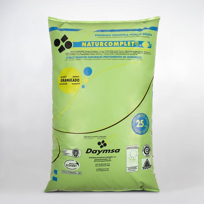 Los productos Naturcomplet G y Naturvital Plus de Daymsa entran en la lista OMRI