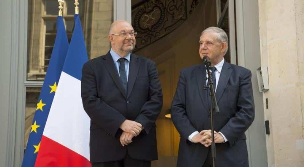 Stéphane Travert, nuevo ministro francés de Agricultura y Alimentación
