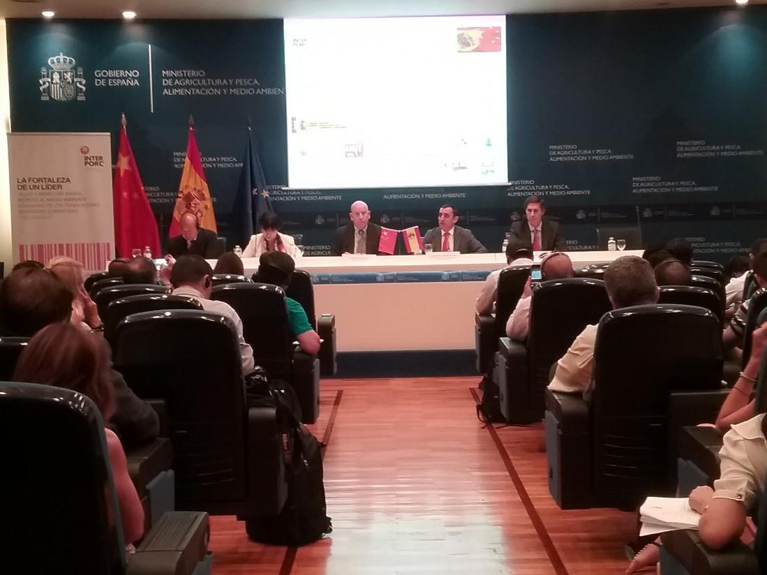 Compromiso, seriedad y confianza, claves del éxito de las empresas españolas de porcino en el exterior