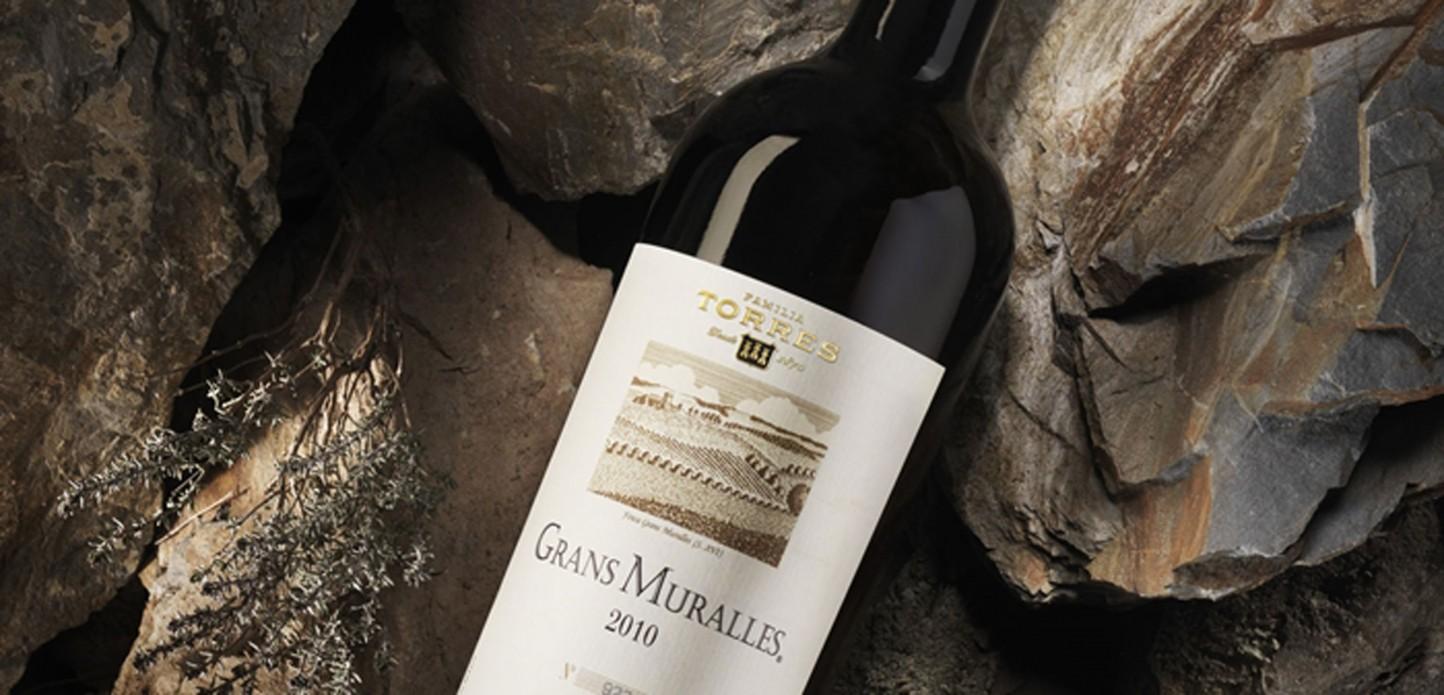 Grans Muralles 2010, de Torres, Premio Alimentos de España al Mejor Vino