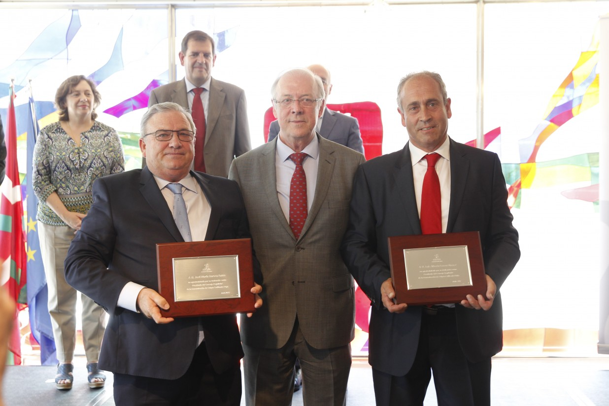 Fernando Salamero, nuevo presidente de la DOCa Rioja