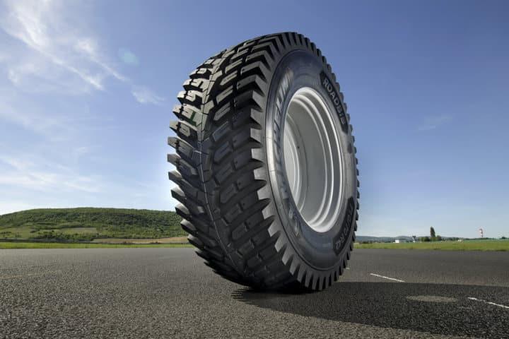 Michelin amplía su gama de neumáticos agrícolas con el nuevo Michelin Roadbib
