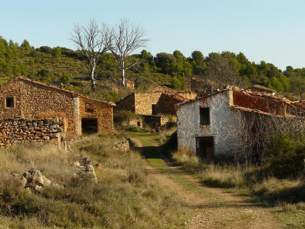 «Sobre el despoblamiento rural en España». Eduardo Moyano Estrada.