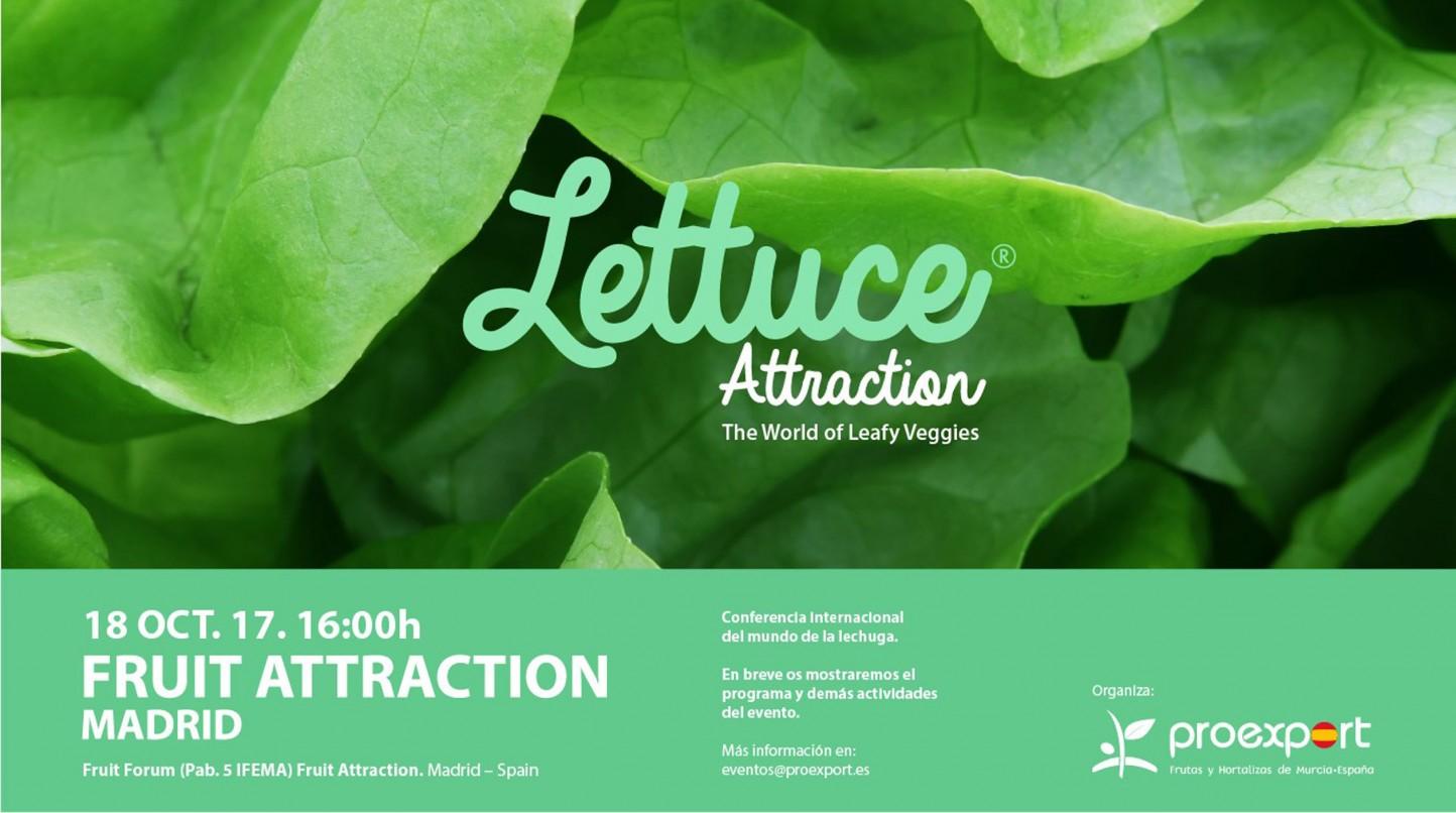 Lettuce Attraction reunirá en Madrid al sector internacional de la lechuga
