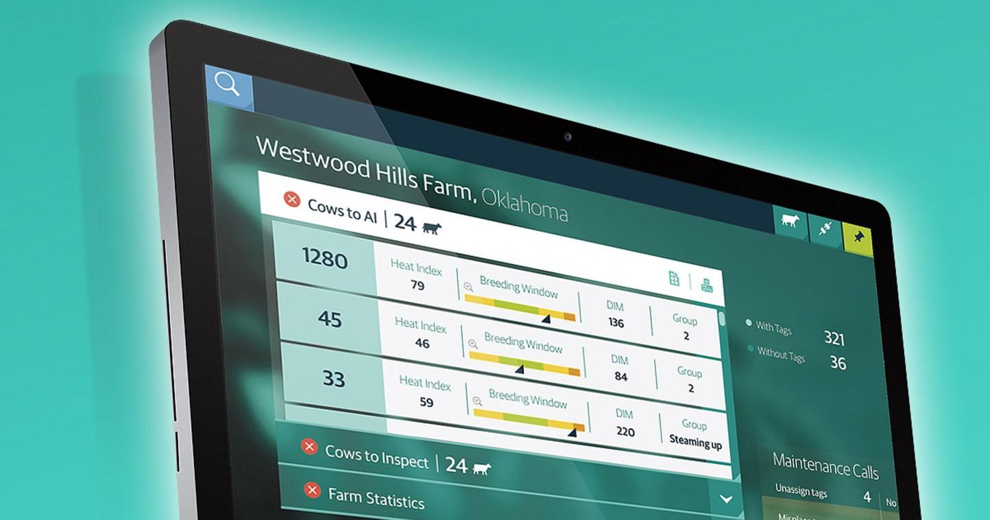 Allflex introduce SenseTime, monitoreo inteligente de vacas lecheras