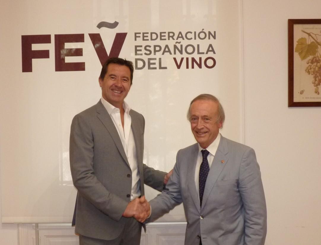 Miguel Torres asume la Presidencia de la Federación Española del Vino