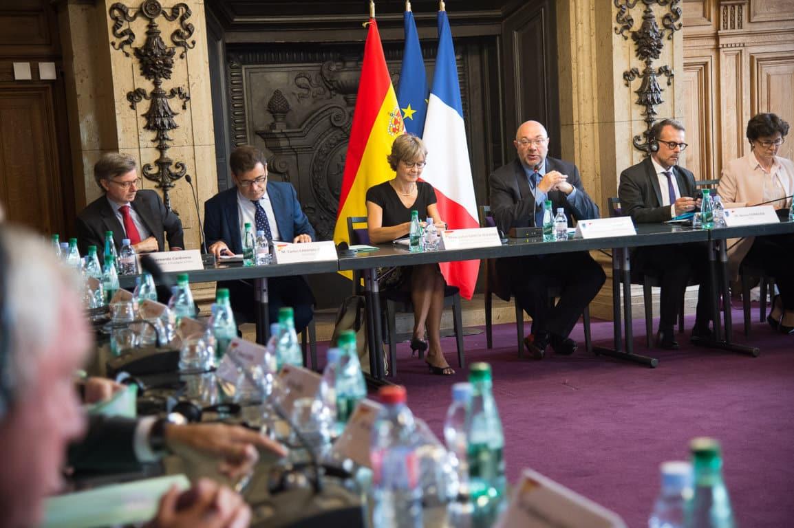 Constituido el Comité Mixto Franco-Español del Sector Vitivinícola