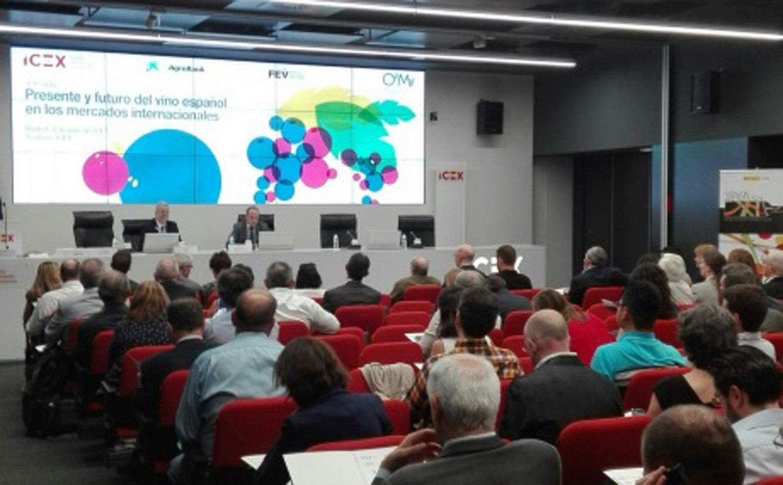 Prometedor futuro del vino español en los mercados internacionales