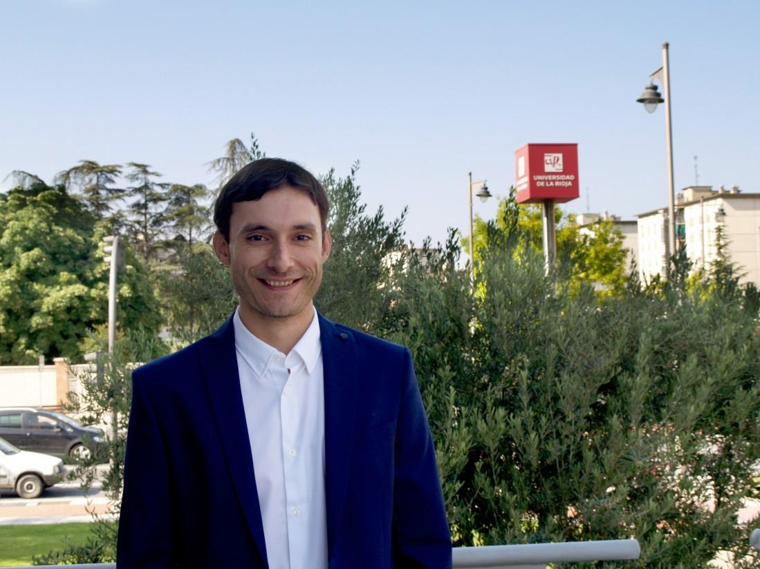 Luis Rivacoba gana el XIX Premio Fertiberia a la Mejor Tesis Doctoral en Temas Agrícolas