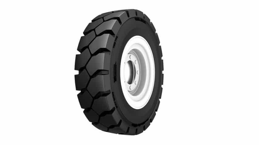 Galaxy amplía la gama de neumáticos Yardmaster para carretillas elevadoras