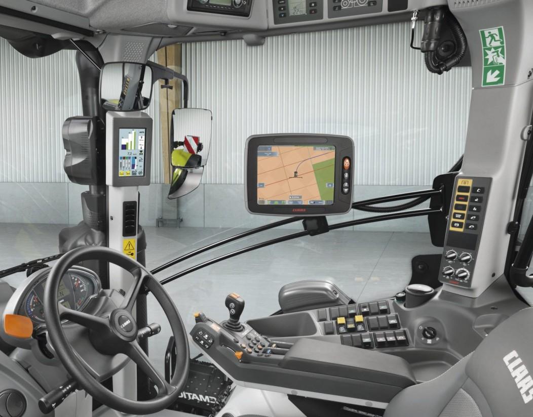 Nueva opción de equipamiento CIS+ para los tractores Claas Axion 900 y Arion 600 y 500