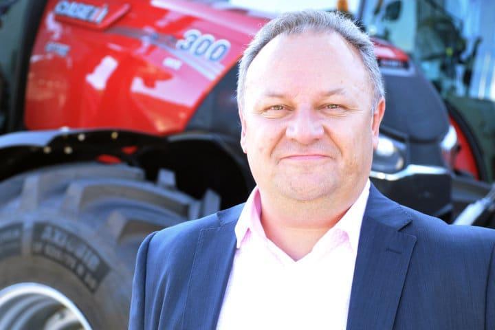 Thierry Panadero, nuevo vicepresidente de Case IH y Steyr para EMEA