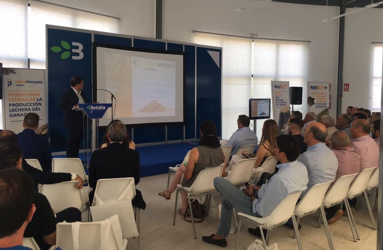 Azucarera presenta en Salamaq'17 Betalia, su nueva marca de coproductos