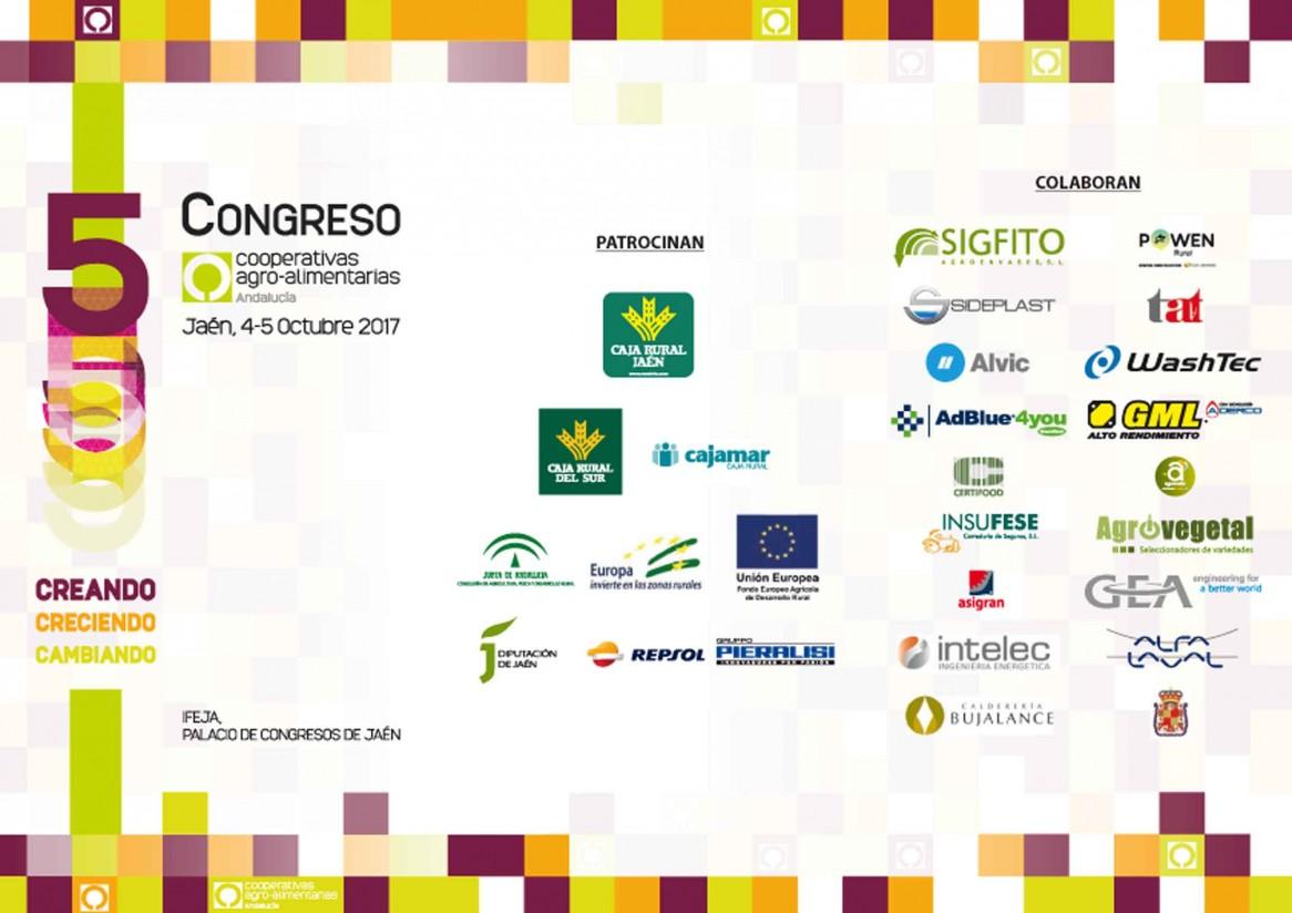 Jaén acoge la gran cita del cooperativismo agroalimentario andaluz