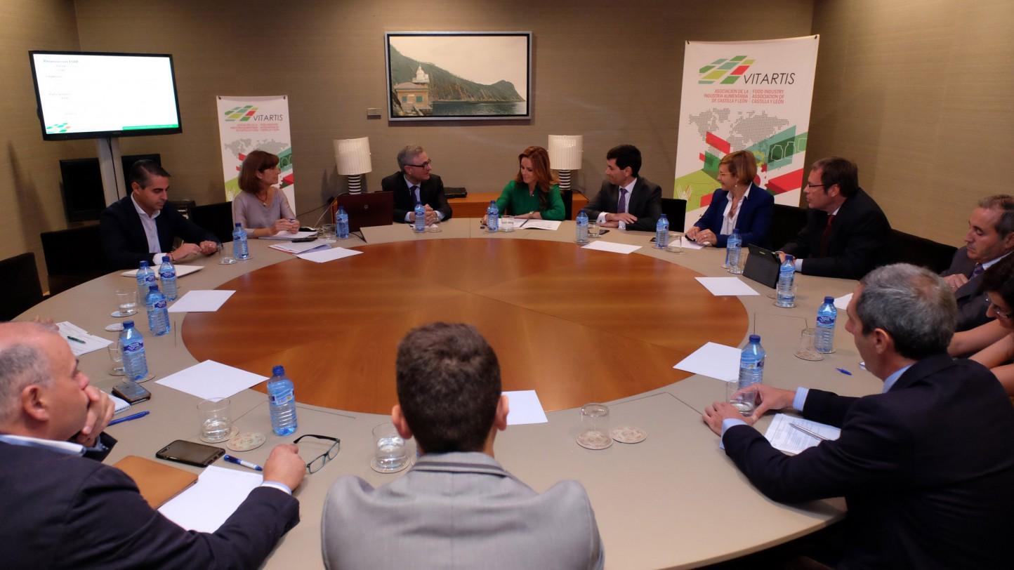 Vitartis presentará en octubre el primer Código de Derecho Alimentario que se publica en España