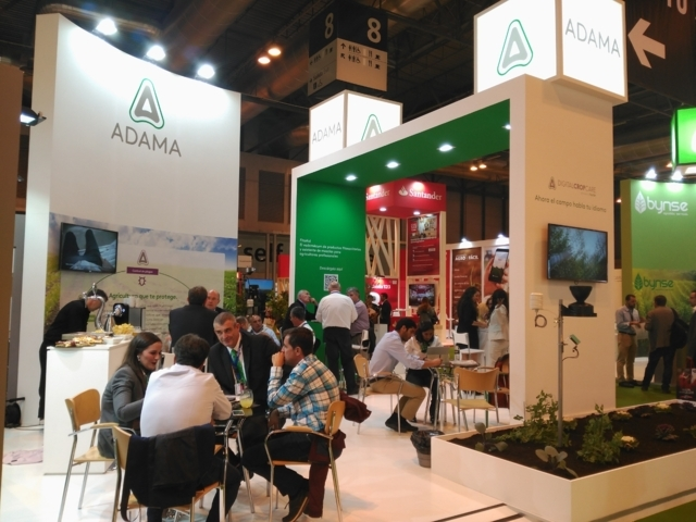 Adama en Fruit Attraction