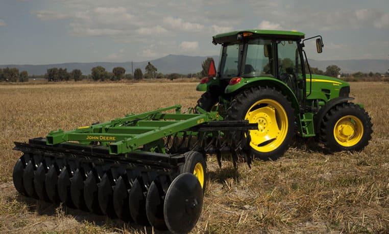 La inscripción registral de tractores nuevos bajó casi un 9% en septiembre
