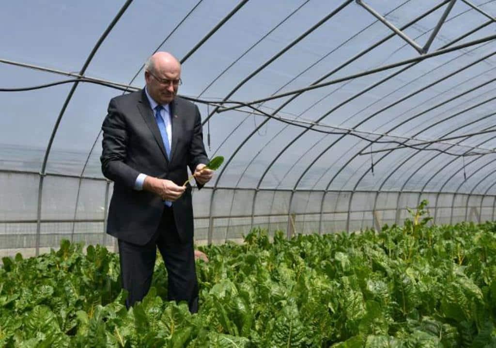 Hogan llama a acelerar la aplicación de la innovación y la tecnología en el agro y el medio rural