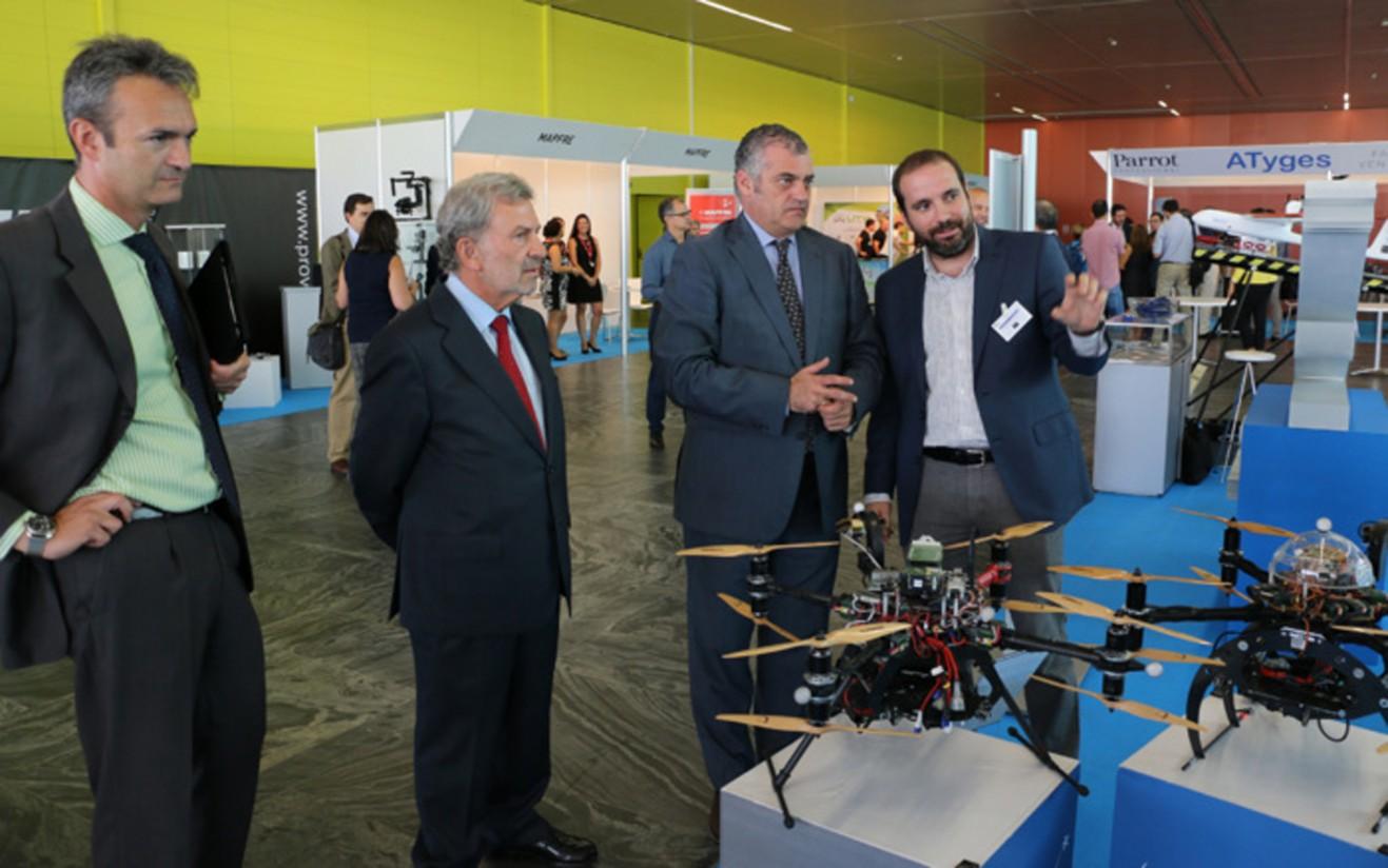La industria de los drones moverá más de 11.000 M€ hasta 2035