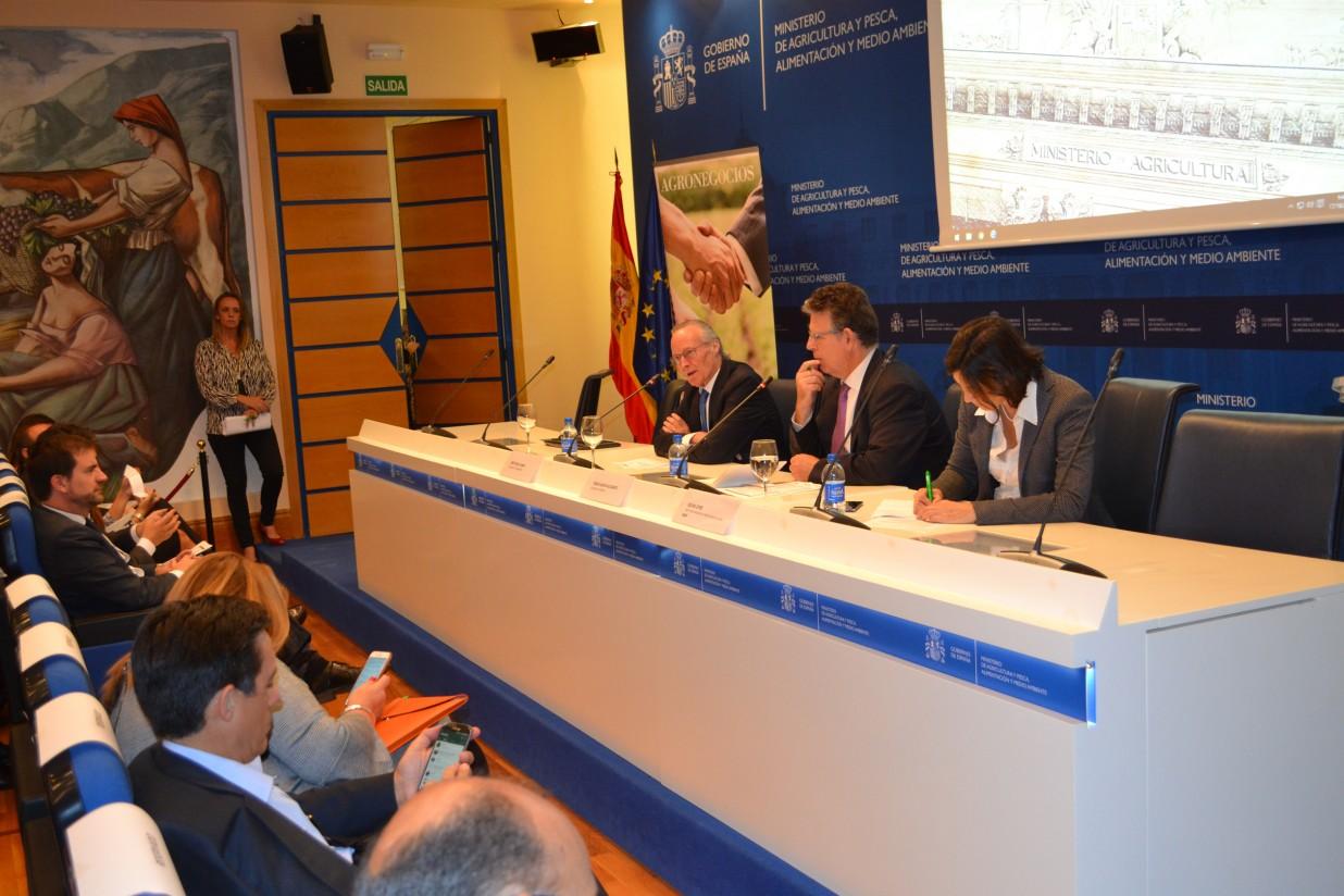 AgroNegocios analiza en una Jornada los nuevos escenarios del sector agrario