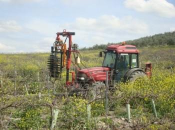 Maquinaria y equipos para la poda en frutales