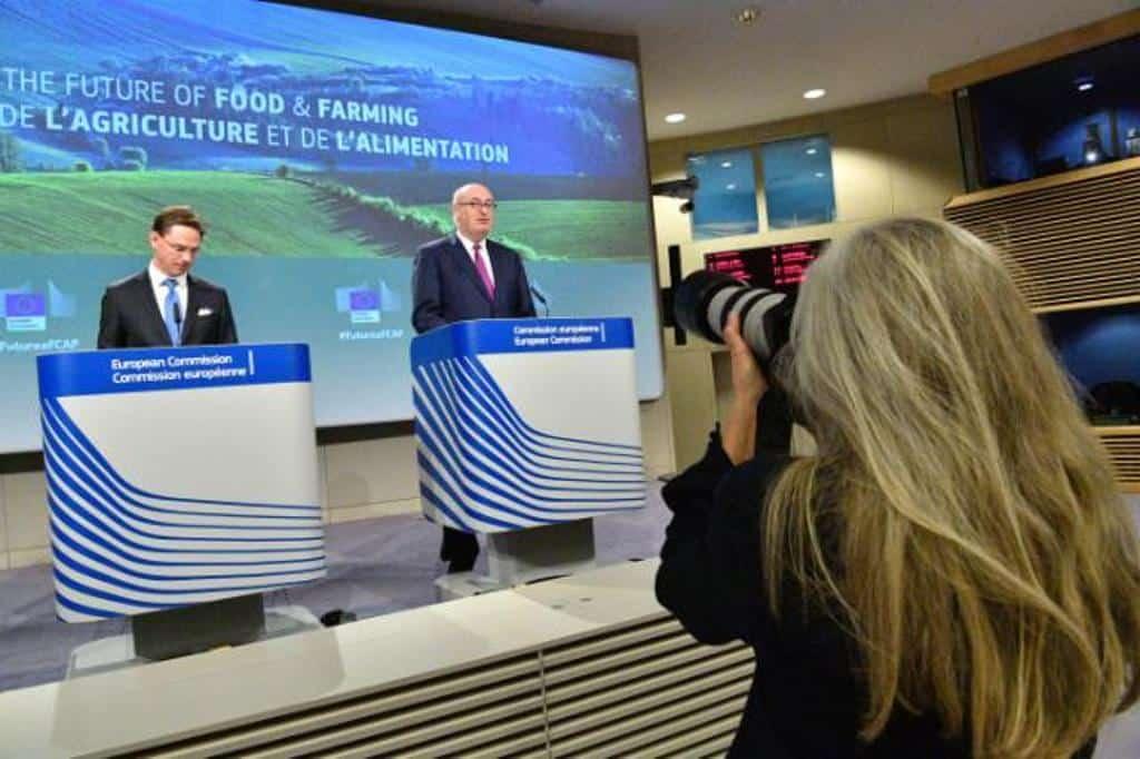 El sector agrario teme una renacionalización encubierta de la futura Política Agrícola Común