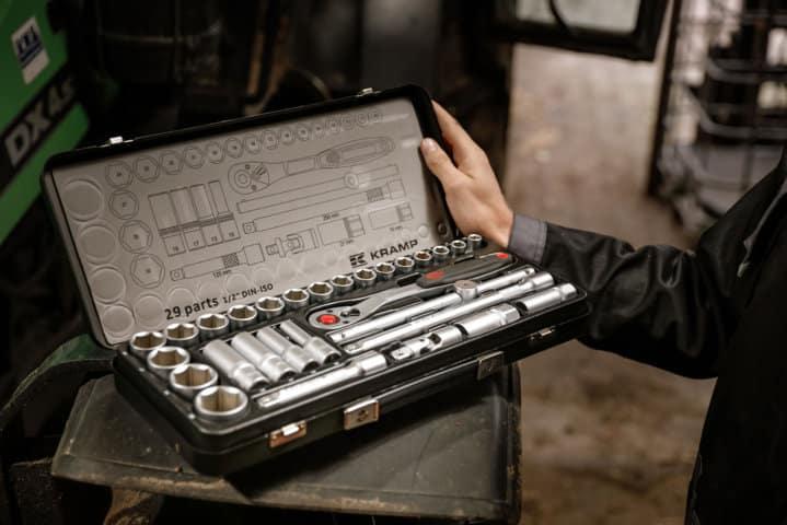 Kramp lanza al mercado un surtido de herramientas de mano