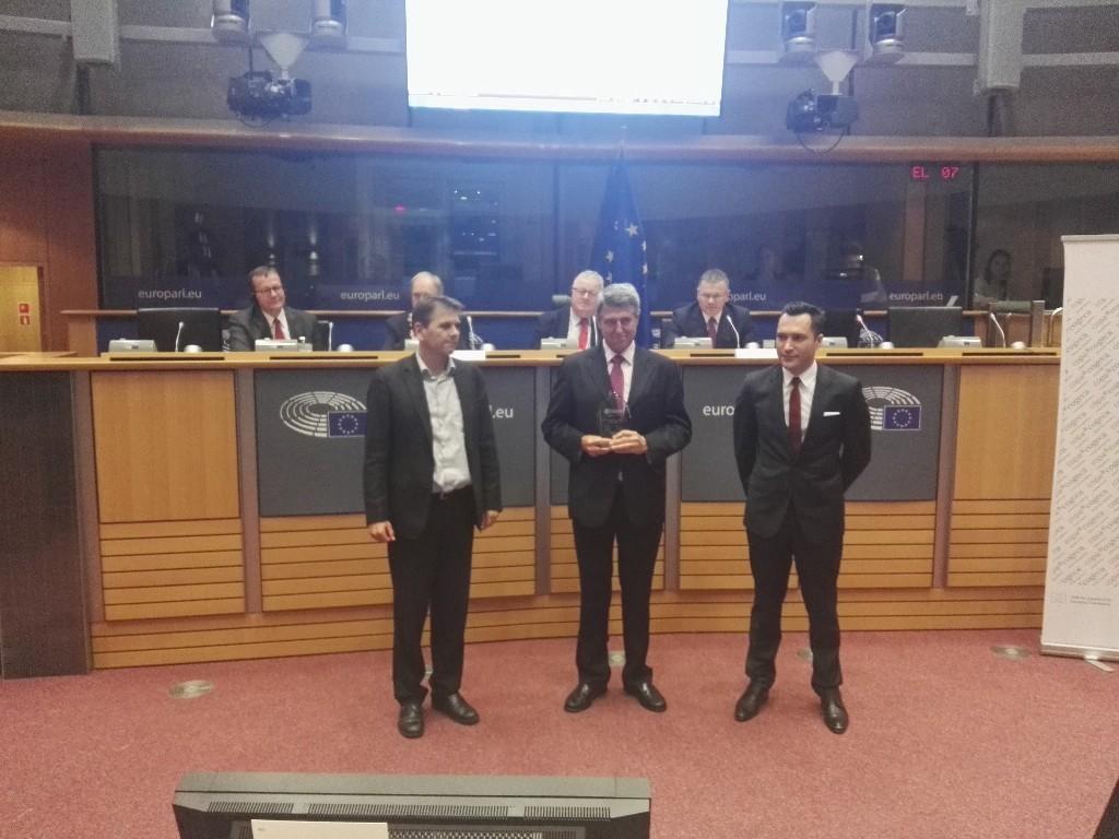 El grupo Dcoop gana del IV Premio Europeo a la Innovación Cooperativa