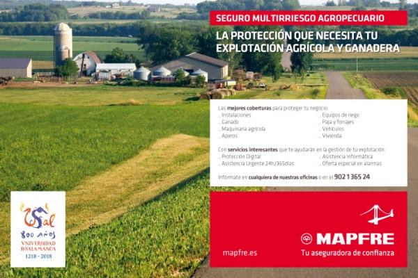 Seguro Agrario MAPFRE - Seguros Agrarios