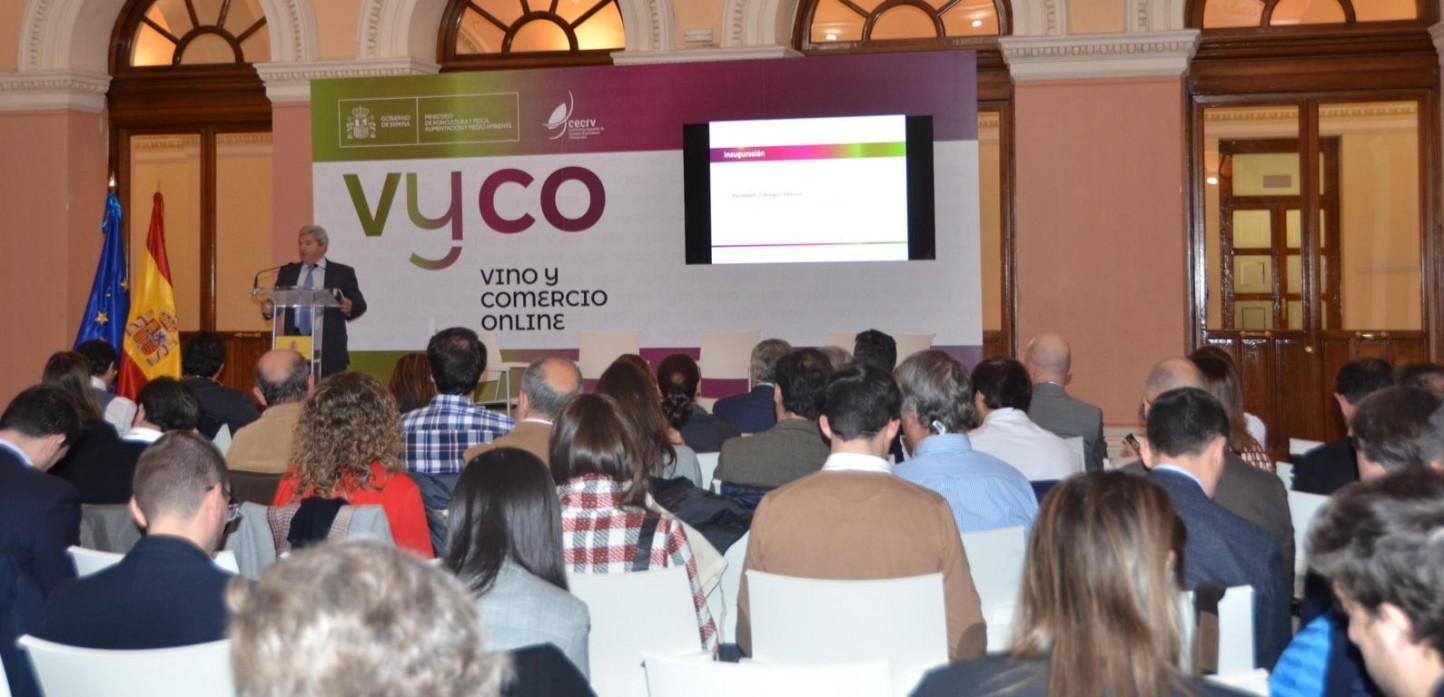 Agricultura acoge una reflexión del sector vitivinícola sobre el comercio online