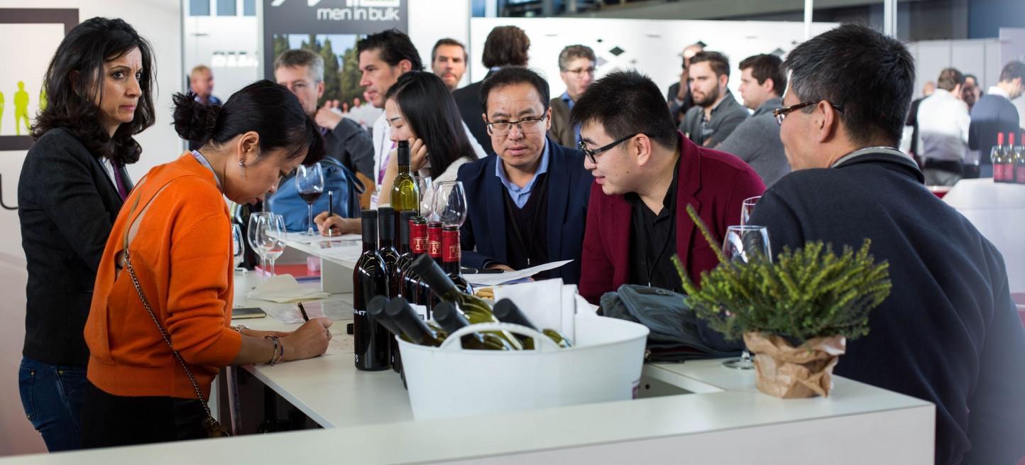 Productores de 22 países se presentarán en la World Bulk Wine Exhibition 2017