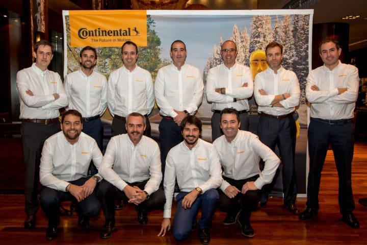Equipo de Continental España