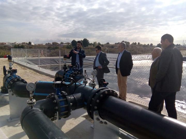 El Gobierno de la Región de Murcia destinará 48 M€ para poner más agua a disposición de los agricultores