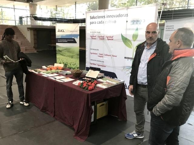 ICL Specialty Fertilizers participa en la XXI Jornada de la Huerta de Santa Susanna