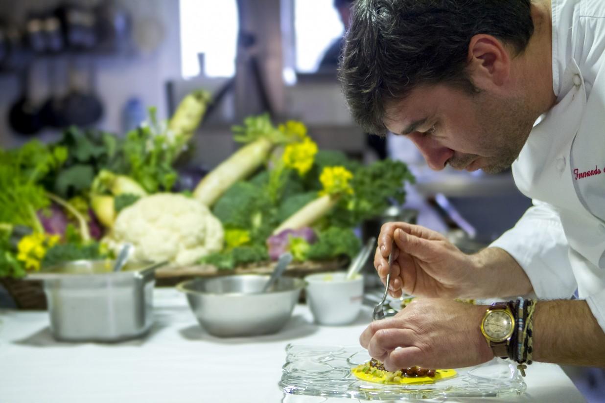 La cocina creativa como ideóloga del Sistema Alimentario