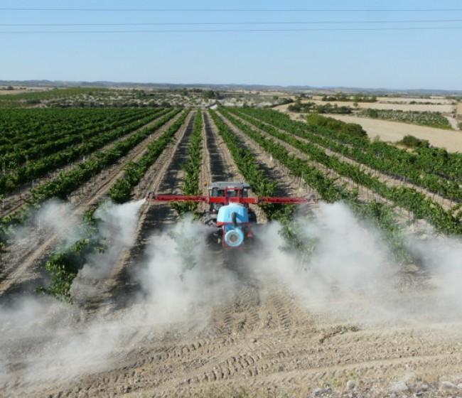 Evaluación de los resultados de inspecciones de equipos de aplicación de fitosanitarios en Cataluña