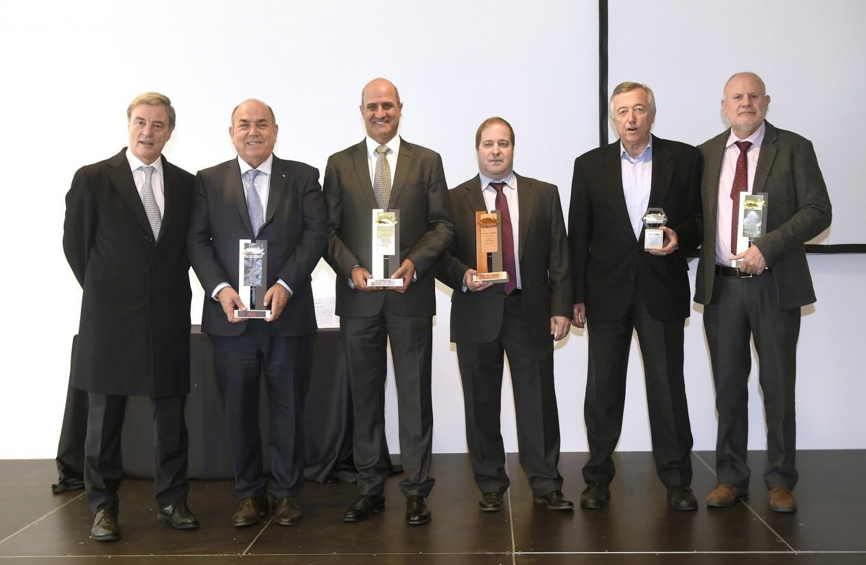 Juan Pedro Florido e Isidre Camí, ganadores en la noveda edición de los Premios Pronosporc