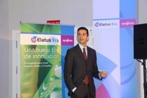 Francisco Quiroga, responsable del portfolio de productos de Syngenta en España y Portugal