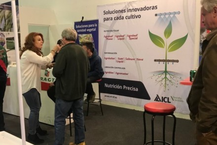 ICL Specialty Fertilizers en Agroexpo