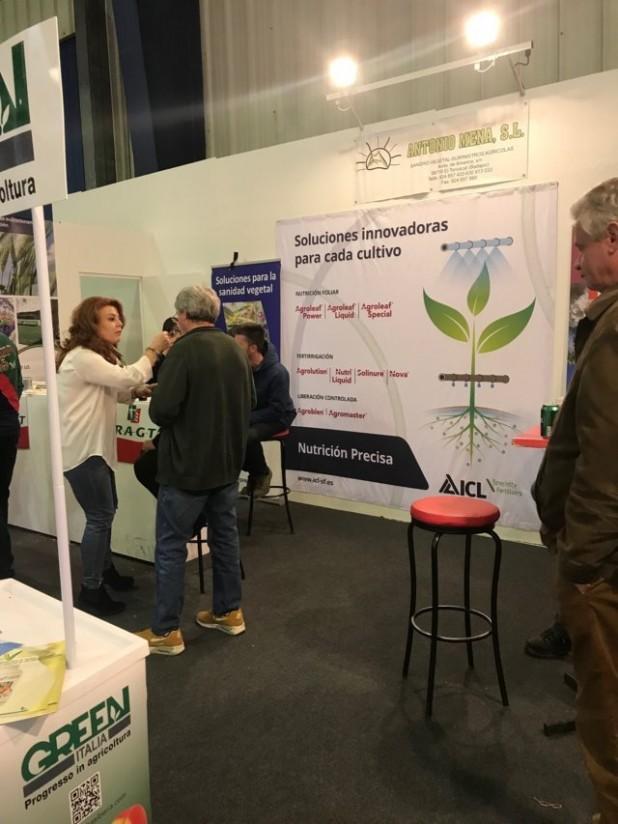 ICL Specialty Fertilizers participa en AgroExpo con su nuevo catálogo de producto