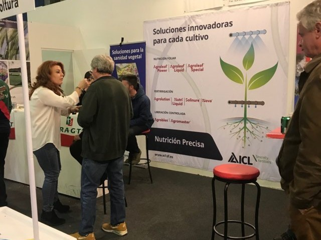 ICL Specialty Fertilizers en Agroexpo