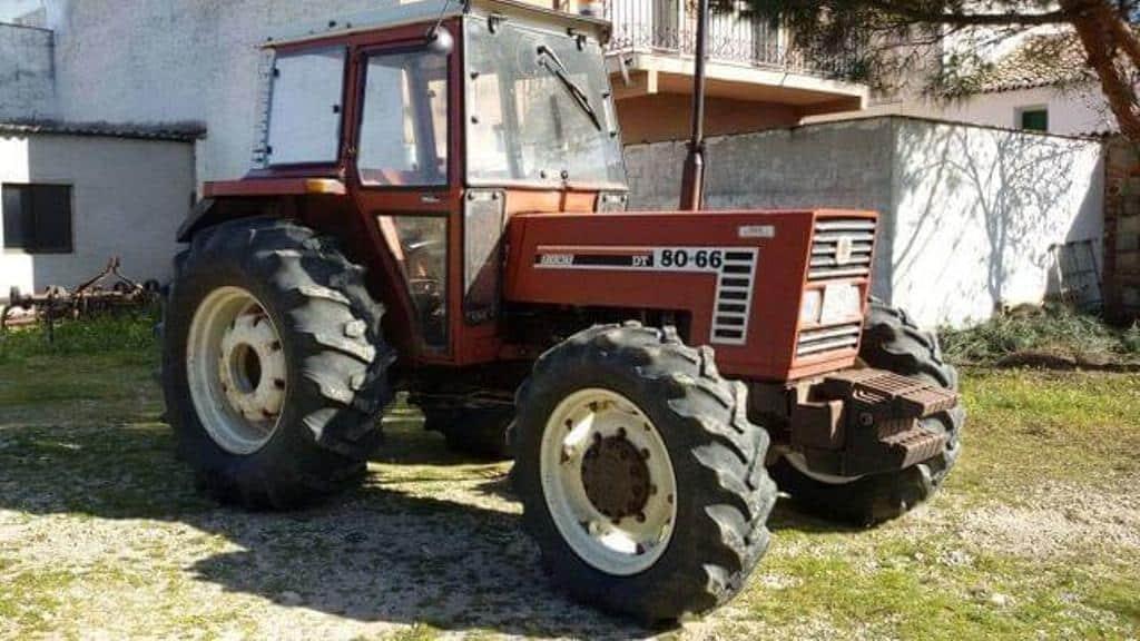 Por cada tractor agrícola nuevo inscrito hay seis que cambian de titularidad