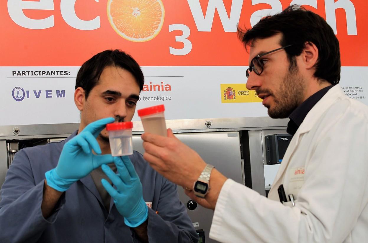 Se pone en marcha en Valencia la primera planta piloto para reutilizar el agua empleada en el lavado de cítricos