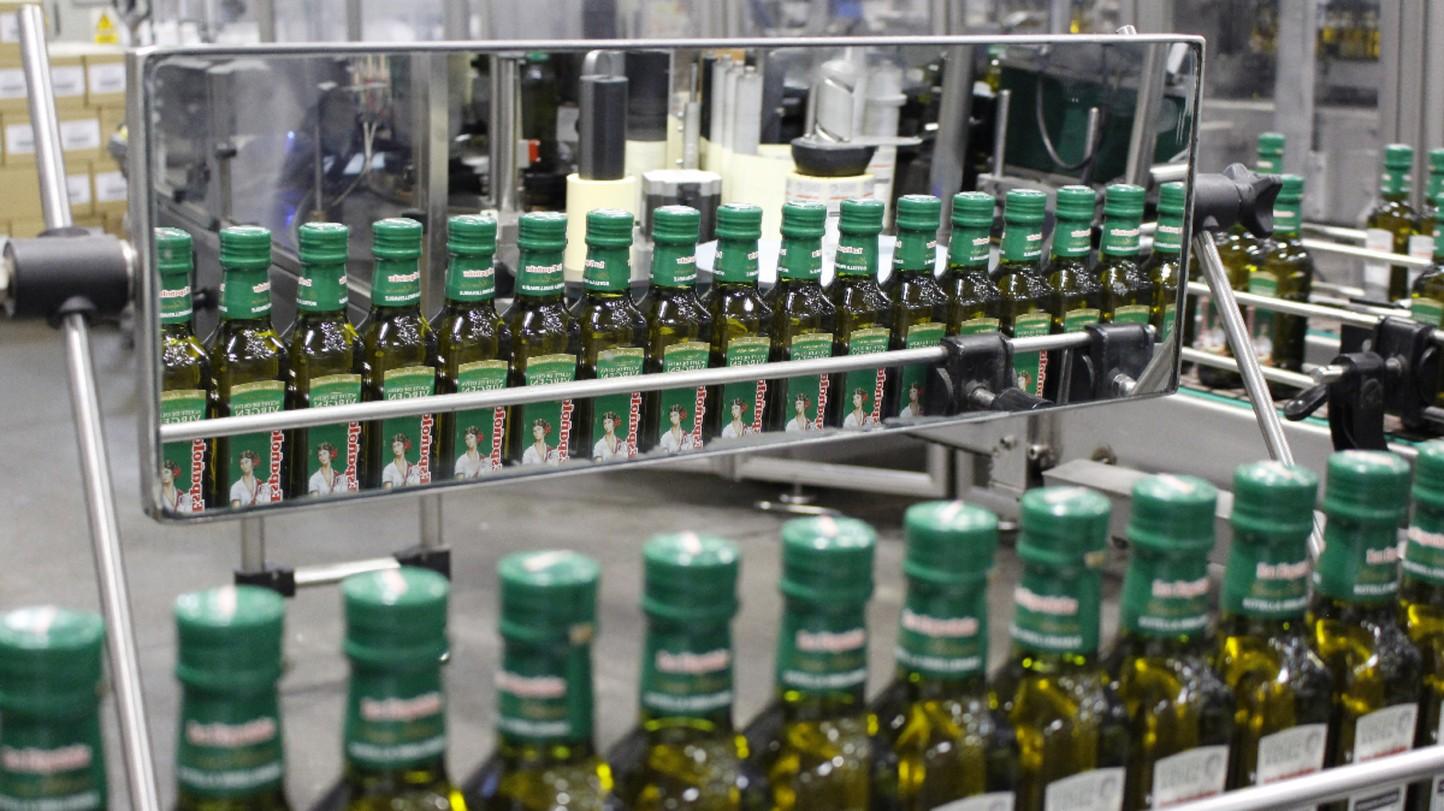 Acesur lidera las ventas en todas las calidades de aceite de oliva en España