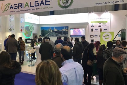 AlgaEnergy en Agroexpo
