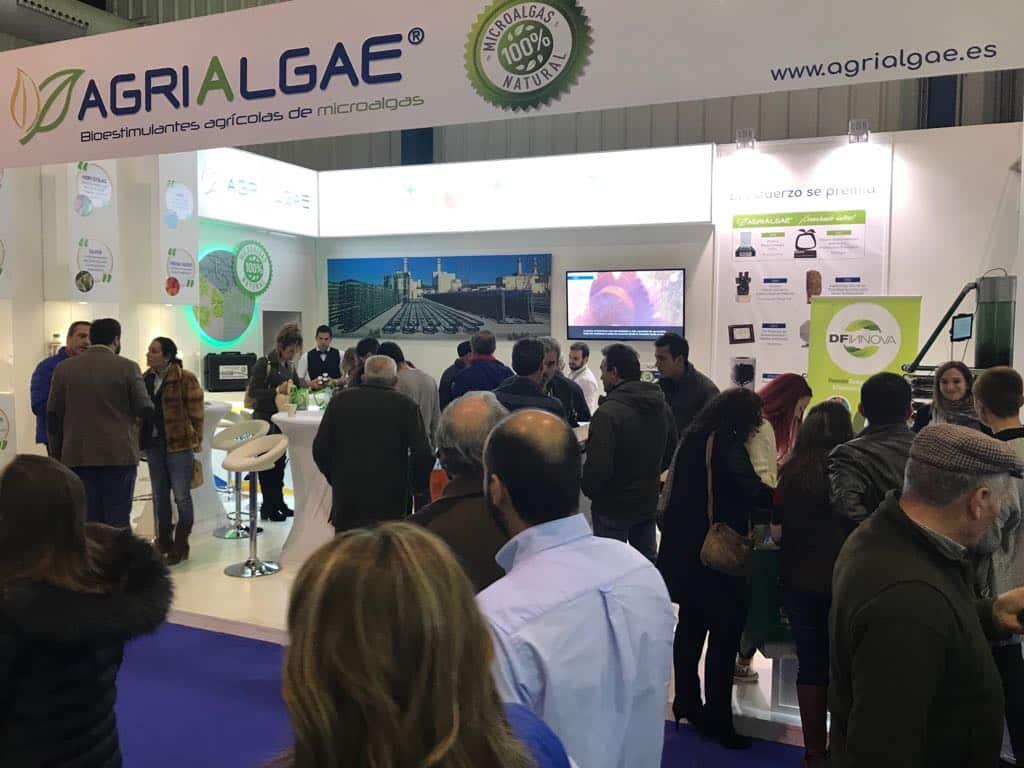 AlgaEnergy en Agroexpo