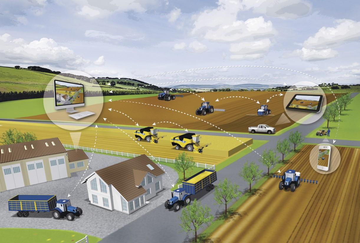 New Holland y The Climate Corporation se asocian para facilitar el intercambio de datos