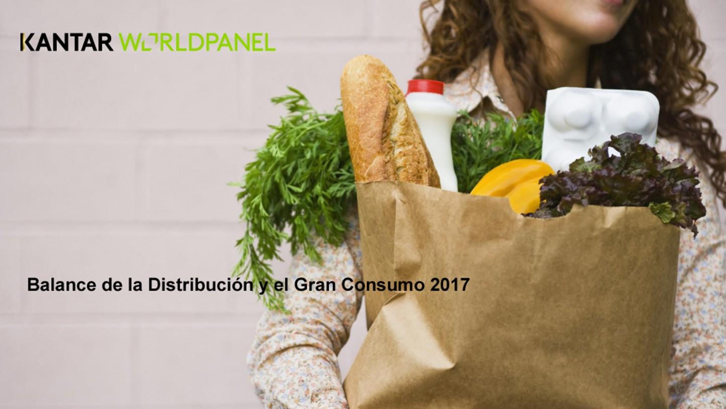 El gran consumo crece un 1,3% por una mayor demanda de los hogares, que gastan 4.190 euros