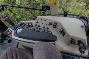 joystick hidráulico multifunción
